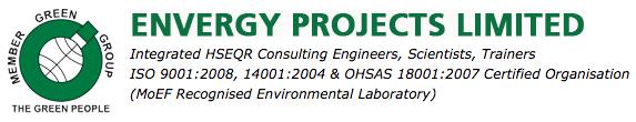 Envergy Projects Ltd